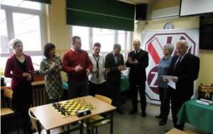 Otwarte Mistrzostwa Polski Pracowników Oświaty w Szachach Szybkich 2017